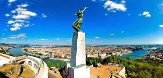 Budapest statue de la Liberté