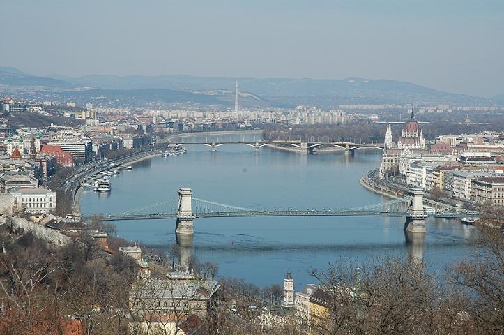 Ponts Hongrie